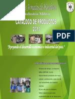 Catalogo Honduras