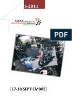 VIII Concentración Nacional de Motos Clásicas (BARAJAS - 2011)