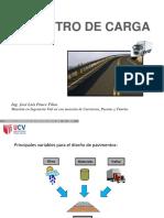 ESPECTRO DE CARGA EN MAESTRIA EN INGENIERIA VIAL CON MENCION DE CARRETERAS, PUENTES Y TUNELES