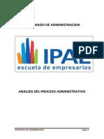 Monografia -Fundamentos de La Administracion