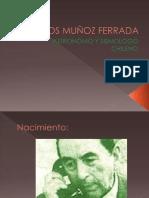Carlos Muñoz Ferrada