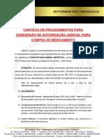 Minas Gerais (Maior Capaz) - Procuracoes - Contrato - 2017