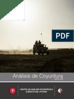 Analisis de Coyuntura Eln Entre El Forta