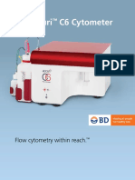 BD Accuri C6 Brochure