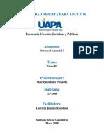 Derecho Comercial I T3