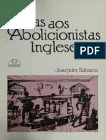 Carta Aos Abolicionistas Ingleses