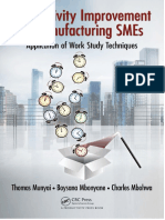 Productivity Improvement of Manufacturing Smes- Traducido