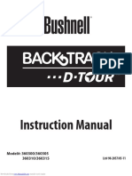 Manual Backtracker DTour