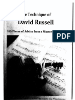 The Technique of David Russell