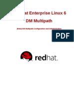 Red Hat Enterprise Linux 6 DM Multipath en US
