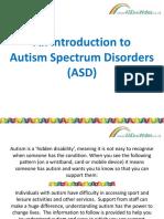ASD Aware Presentation 2017