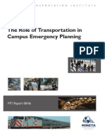 Role of Transportation (Complete With Cover)