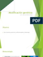 Modificación genética 06