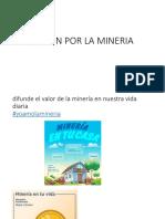 Pasion Por La Mineria