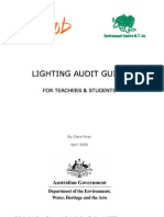 Lighting Audit Guide