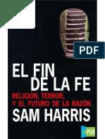 El Fin de La Fe - Sam Harris