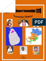 Situation Report September 2010