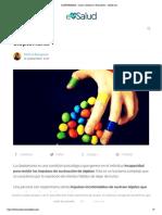 CLEPTOMANÍA - Causas, Síntomas y Tratamiento » eSalud.com