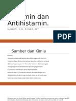 Histamin Dan Antihistamin