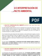 Semana N°07 - Análisis e Interpretación de Impacto Ambiental.pptx