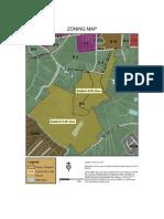 Lakewood Drive Zoning Map
