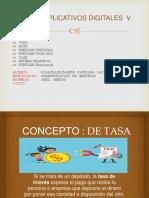APLICTIVOS  DIGITALES 5