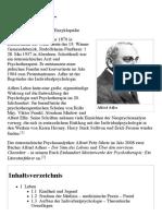 Alfred Adler – Wikipedia