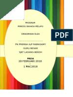 Pelancaran Minggu Bahasa Edit
