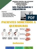 Reacciones Psicológicas y Psiquiátricas de Los Pacientes 1