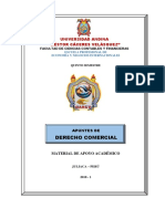 DerechoComercial 2018 I 2