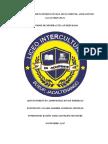 Plan de Actividades de Mini-práctica Informe Final