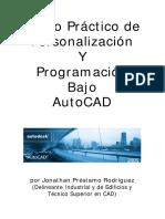 Curso de personalizacion y programacion bajo AutoCAD (por Jonathan Prestamo Rodriguez) - [771 pag.pdf