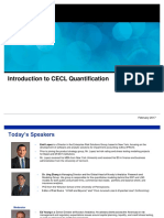 Cecl Webinar Series Introduction to Cecl Quantification