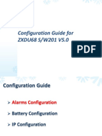 Configuration Guide Alarms v5.0 (Dry Contacts)