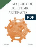 Link, David - Archaeology of Algorithmic Artefacts.pdf