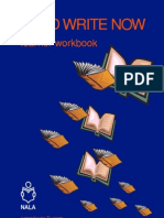 Read Write Now Learner Workbook 1
