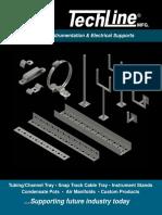 TechLine Mfg Catalog 2017