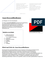 Anarchosyndikalismus – Wikipedia Kopie
