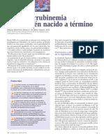2005 Hiperbilirrubinemia en El Recién Nacido a Término. APC