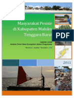 Masyarakat Pesisir Maluku Tenggara Barat