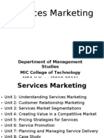 Services Marketing Slides