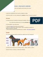 12(a)-Varianza y Desviación Estándar