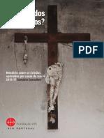 Cristãos Perseguidos e Esquecidos 2017