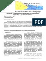 Produção de Garrafas Térmicas Conflitos Entre a Moldagem Por Injeção de Componentes Em Polipropileno e a Montagem.