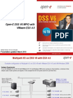 Open-E DSS V6 MPIO with VMware ESX 4.0