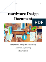 hardware design document