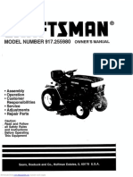 917255980 Owners Manual