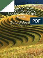 Prácticas Culturales y Agronómicas Para El Manejo y Conservación Del Suelo, 2018
