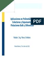 Aplicaciones Reactivos Polimetalicos CYTEC