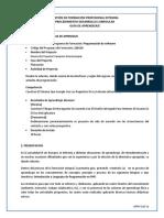 GFPI-F-019 Formato Guia de Introduccion PHP